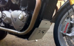 Thruxton 1200&R Engine/Frame Guard/Sump Guard/Bash Plate.